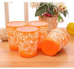 Посуда хорошего качества пластика с цветной печати Пластиковый кувшин установлен