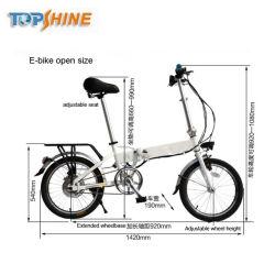 最もわずかなFoldable多機能のEバイクは別の生き方を与える