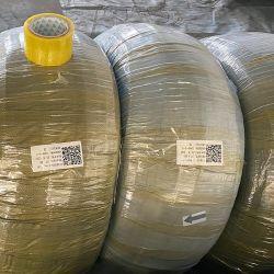 Filo di acciaio ad alto tenore di carbonio della molla del sofà della base del materasso di prezzi di fabbrica