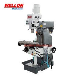 Knie-Typ Universalitäts-Prägebohrmaschine-Preis der Bohrung-Fräsmaschine-Zx7550c/Zx7550cw