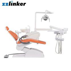 كرسي معدات الأسنان LK-A12 مع سبيتوون السيراميك المنقول