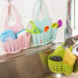 Étagère évier de cuisine éponge Chiffon de nettoyage rack de stockage de vidange Titulaire d'ustensiles de l'Organiseur de stockage de savon Salle de bains Accessoires de cuisine