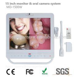 Professional WiFi Câmera Intraoral com monitor em branco