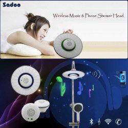 La musique sans fil Bluetooth Sadoo & phone pomme de douche35101-13 SD