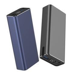 Les banques d'alimentation portable 20000mAh Charge rapide Pocket Chargeur Mobile Banque d'alimentation à petites cellules Banque d'alimentation