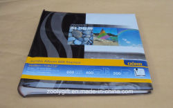 Papier de bricolage traditionnel de la cire Album photo de montage à sec
