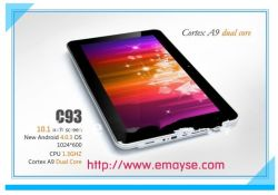 Android 4.0 Allwinner A13 1.2GHz 512MB 4GB 5points Capacitive Tablet PC (EMS-05)