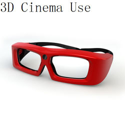 3D Active Glasses for Cinema (C002)