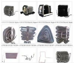 Finned Condensator van het Gebruik van de Producten van de ijskast de Elektro