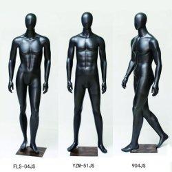 De zwarte Mannelijke Mannelijke Ledenpop van het Lichaam van de Ledenpop Volledige
