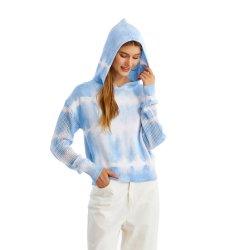 女性の方法Hoodieのスポーツの摩耗のセーターの上の女性新しい衣類