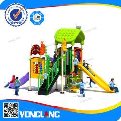 Kind-Plastikspielplatz-Geräten-Innenim freienspiel-Set