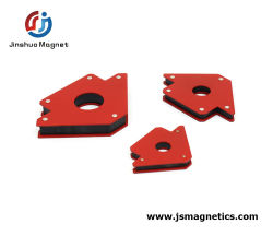 Сверхмощные треугольник сварки магнит магнитный зажим заземления сварочного магнитного магнитного зажима сварочного держатель для продажи