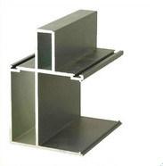Profilo di alluminio d'anodizzazione di vendita calda per il rivestimento industriale della polvere