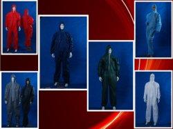 Novo produto PP Nonwoven casaco