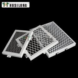 Пользовательские формы алюминиевые панели стретч металлической сетки оболочка системы