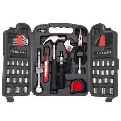 168 PCS domésticos bricolage Kit de ferramenta na caixa de ferramentas