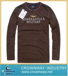 Пользовательские цвета при печати из нержавеющей футболка с высоким качеством (CW-LMTS-6)