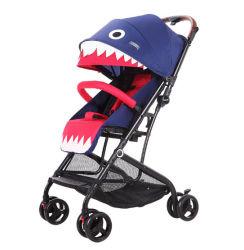 De de grote Kinderwagen van de Baby van de Mand Gemakkelijke Duwende/Baby Jogger/Wandelwagen van de Baby