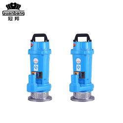 Pressão Alta Qdx/Qx submersíveis bomba de água para água limpa