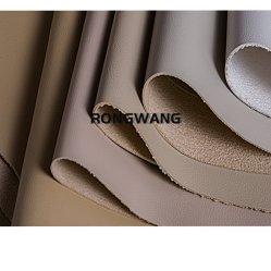 cuoio di 0.6-1.2mm PU/PVC per mobilia, la sede di automobile ed i sacchetti