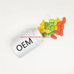Suplemento de perda de peso dieta OEM cápsulas de Emagrecimento