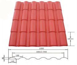 Pingyun рома и испанском стиле ASA ПВХ пластика миниатюры на крыше/синтетические смолы миниатюры на крыше