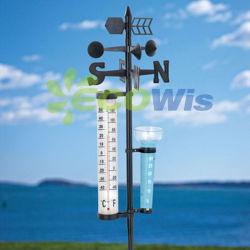 Jardin Essentials Station météo avec jauge de pluie