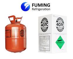Le mélange de réfrigérants /de haute pureté du gaz réfrigérant R407c pour les fournisseurs