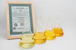 De Levering van de fabriek Geel aan Oranje Polysorbate 40 Poe Sorbitan Monopalmitate CAS 9005-66-7 van de Emulgator van de Vloeistof of van het Deeg voor Voedsel Pharm met Kosjer/Halal/Rspo/ISO