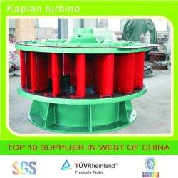 Kaplan e lâmina fixa da turbina do Ventilador (ZDJP520-WJ-200)