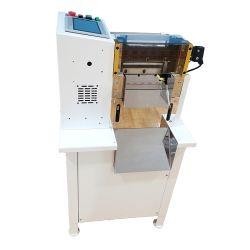 Máquina de cortar la cremallera de plástico