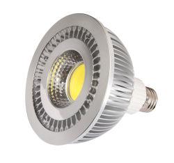 مصابيح LED كشافات PAR30 COB LED، 10 واط/850 لومن قابلة للتخفيت بمعدل 30 لومن