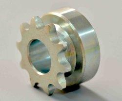 Ruota dentata del acciaio al carbonio di prezzi bassi di alta qualità della rotella Chain dei pezzi meccanici della trasmissione