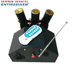 リモート・コントロール段階の特殊効果の振動噴水の花火のPyro発砲システム機械