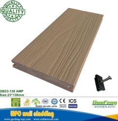 Bamboo Co-Extrusion WPC-decks