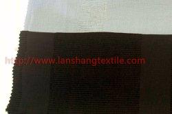 의복 예복용 와이셔츠 직물을%s 염색된 자카드 직물 면 리넨 직물