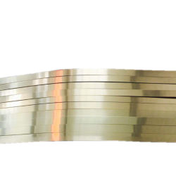 Las bobinas de tiras de latón de alta calidad