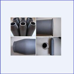 Manicotti del bruciatore dell'ugello di /sisic GPL dei tubi dell'ugello del bruciatore del fuoco di gas del carburo di silicone
