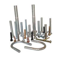 Cartbonの鋼鉄亜鉛めっきされ、ステンレス鋼のボルト、ナット、洗濯機Ect。 締める物