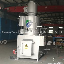 Los cosméticos de alta calidad/Equipamiento de incineración de residuos domésticos