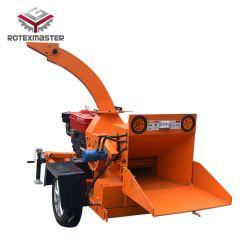 Sfibratore di legno diesel mobile di Rotexmaster con il buon prezzo