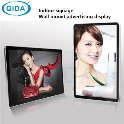 15, 17, 19, 22, 32 pouces, lecteur de la publicité de sac à dos Digital Signage affichage LCD