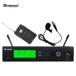 Microfone de lapela L-24 Professional Sistema de som do microfone sem Fios UHF