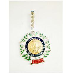 De Medaille van het Metaal van de Sport van het Ontwerp van de Klant van de bevordering (yb-md-07)