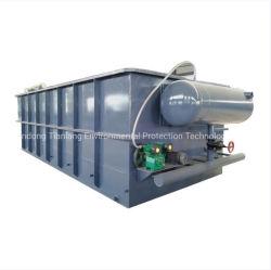 De geïntegreerder Installatie van de Behandeling van afvalwater - de Opgeloste Machine van de Oprichting van de Lucht