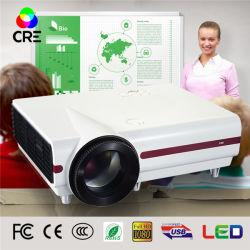 Longue durée de vie de 50000 heures Projecteur LCD LED