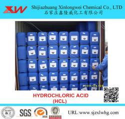 工業グレードの塩酸 32% ( HCl )