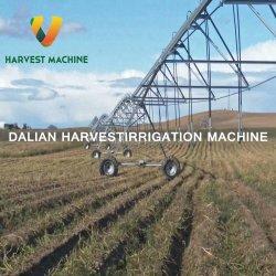 Machine van de Irrigatie van het Landbouwbedrijf van de Spil van de Dieselmotor van hoge Prestaties de Centrale die in Grote Flield wordt gebruikt