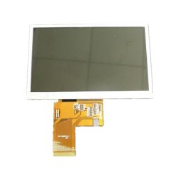 POS Display 5.0inch 480*272 LCD Touch Screen